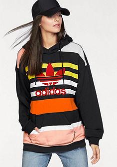 adidas Originals Mikina s kapucňou »TREFOIL HOODIE«