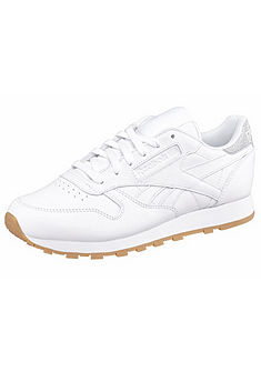 Reebok sneaker cipő gumitalppal »Classic Leather Met Diamond«