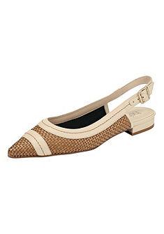 heine pántos ballerina cipő