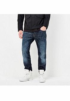 G-Star Rovné džínsy »Defend Straight«