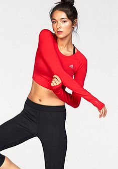adidas Performance funkcionális póló »TECHFIT CROP TOP«