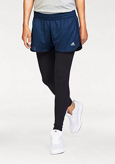adidas Performance Šortky »100M DASH KNIT SHORT«