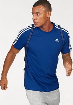 adidas Performance Tričko »ESSENTIALS 3 STRIPES TEE«