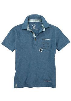 Spieth & Wensky Krojové detské tričko polo