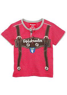 BONDI Krojové dětské tričko s potiskem kalhotových šlí