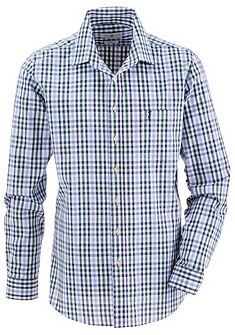 Almsach Krojová košile v károvaném designu