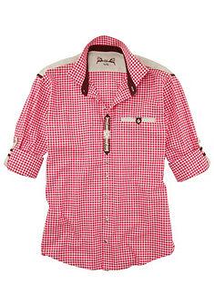 OS-Trachten Krojová košile s výšivkou
