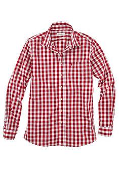 Almsach Krojová košile s károvaným vzorem