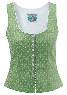 Turi Landhaus Krojová vesta s květinovým vzorem