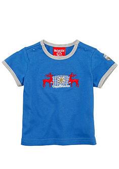 BONDI Krojové dětské tričko s motivem jelena