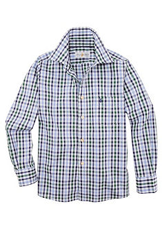 Almsach Dětská krojová košile s výšivkou