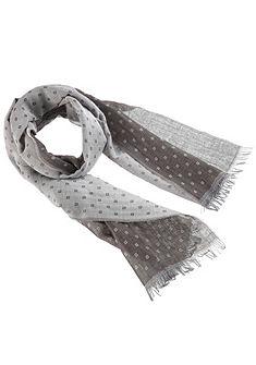 Krojový šátek s módními třásněmi