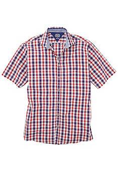 OS-Trachten Krojová košile s malou výšivkou