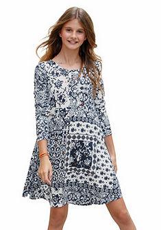 KIDSWORLD patchwork lányka ruha