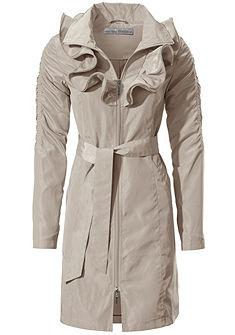 ASHLEY BROOKE by heine Přechodný kabát s volánkem