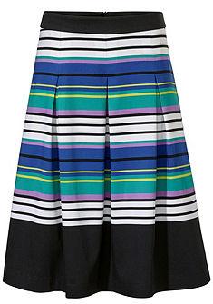 ASHLEY BROOKE by heine Pruhovaná sukňa