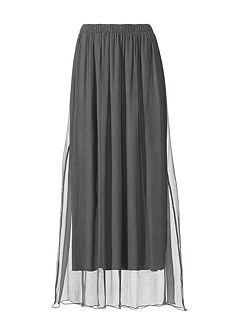 LINEA TESINI by heine Šifónová sukně