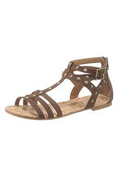 s.Oliver RED LABEL Rímske sandále