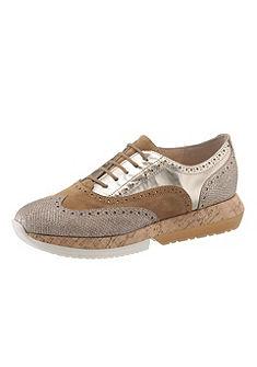 Manas Šnurovacie topánky s platformou