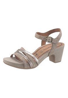 Tamaris Rímske sandále