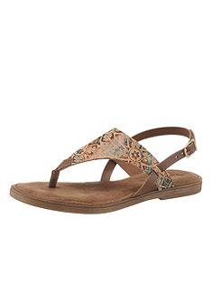 Tamaris lábujjközös papucs