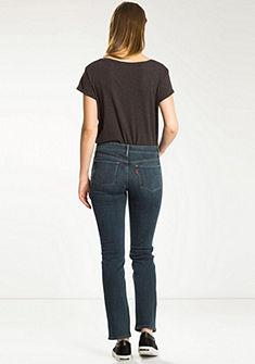 Levi's® 5-vreckové džínsy »LEVI'S® 714 Straight«