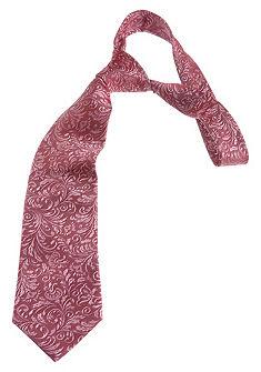 Krojová kravata v jemně lesklém vzhledu