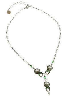 Krojová retiazka s perlami