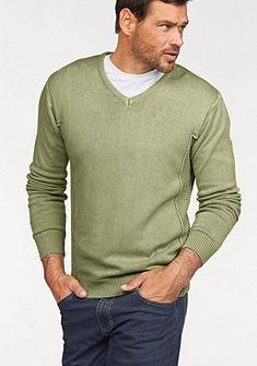 Man's World V nyakú pulóver