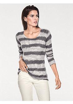 ASHLEY BROOKE by heine vzorkováním pulovr