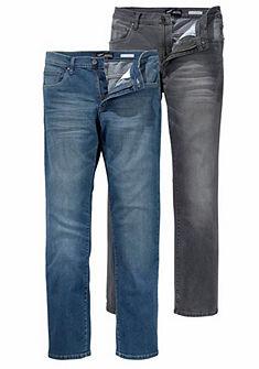 Arizona Elastické nohavice »Willis« (2 ks)