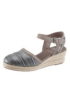 Jana Pásková obuv na klínu