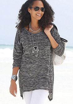 Plážový pulovr