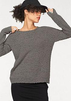 Q/S designed Pletený pulovr