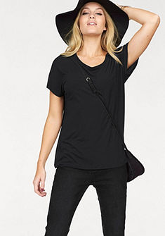 Vero Moda Tričko s kulatým výstřihem »CHARLY«