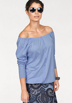 Boysen's Tričko v strihu Carmen »Off-Shoulder«
