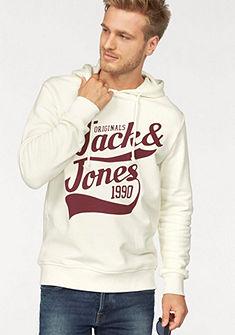 Jack & Jones kapucnis hosszú ujjú felső