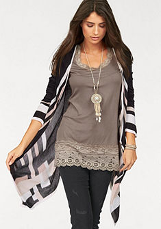Boysen's Dlouhý pletený svetr