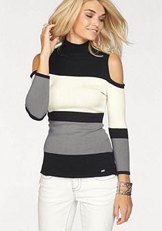 Laura Scott Pruhovaný pulóver