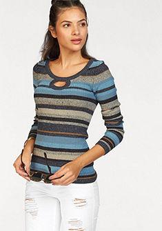 AJC kerek nyakú pulóver
