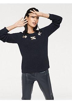 Bordás pulóver
