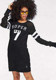 Superdry pamut ruha »COLLEGE TRIBE SWEAT DRESS«