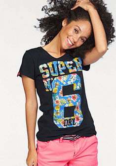 Superdry Tričko »SUPER NO 6 TEE«
