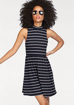 Superdry Džersejové šaty »SHORELINE KNIT RIB DRESS«
