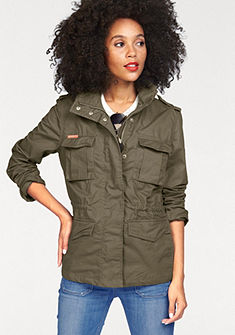 Superdry Cargo bunda »CLASSIC ROOKIE MILITARY JACKET«