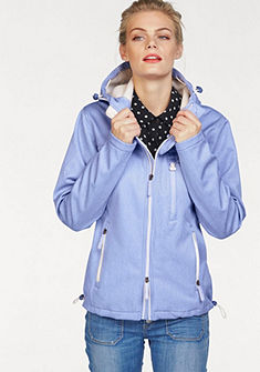Superdry Krátká bunda »PRISM HOODED WINDTREKKER«