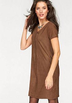 Aniston Koženkové šaty