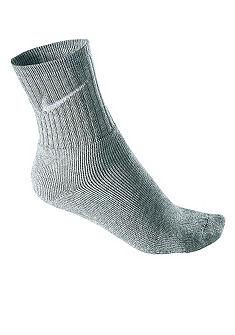 Sportzokni, Nike (3 vagy 6 pár)  puha frottír talprészel