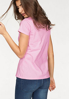 Fruit of the Loom Tričko  s V-výstřihem »Lady-Fit Valueweight V-Neck« (po 2 ks)