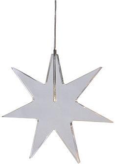 LED Dekorace hvězda